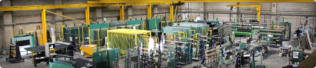 Processing Plant | JAT Glass Ltd